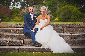 Bride and Groom - Hampshire Wedding at The Elvetham (64)