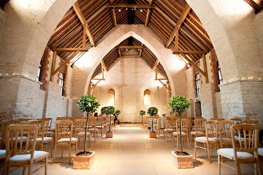 wedding at tithe-barn-1