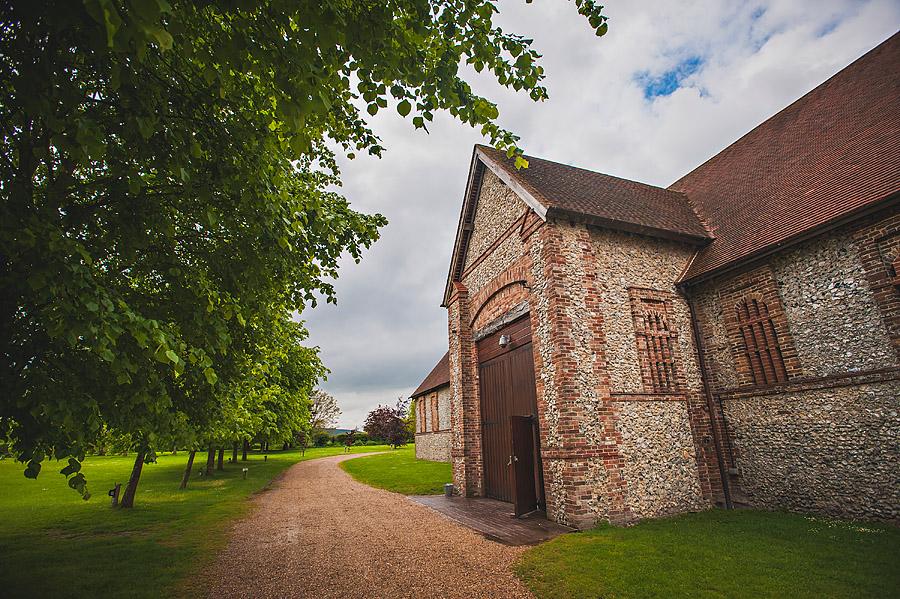 wedding at tithe-barn-16
