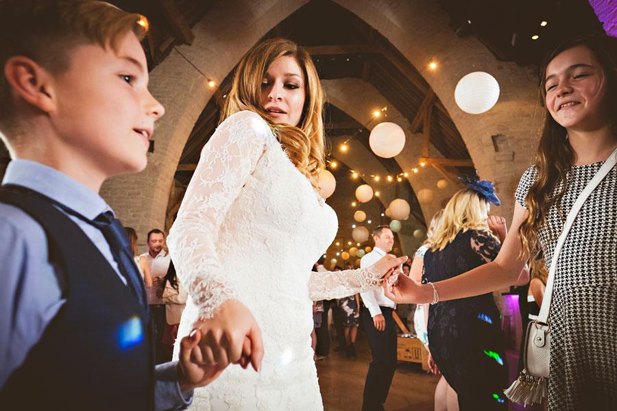 wedding at tithe-barn-210