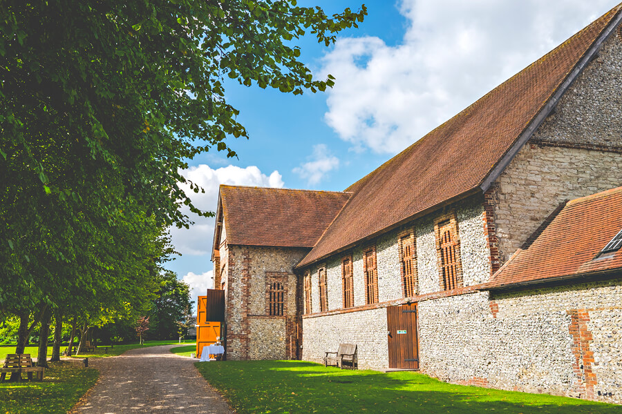 wedding at tithe-barn-18