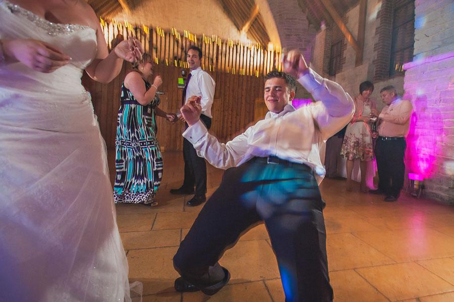 wedding at tithe-barn-89