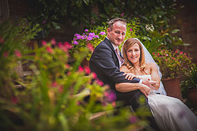 Bride and Groom - Northamptonshire Wedding at Kelmarsh Hall (55)