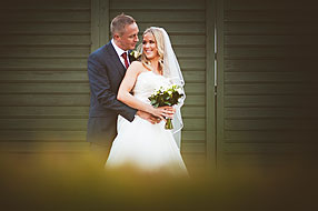 Bride and Groom - Surrey Wedding at Botleys Mansion (21)