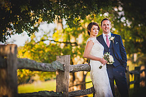 Bride and Groom - Surrey Wedding at Gate Street Barn (3)