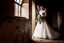 Fitzleroi Barn wedding photographer