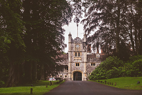 Wedding at Rhinefield House (1)