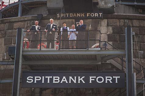Wedding at Spitbank Fort (12)