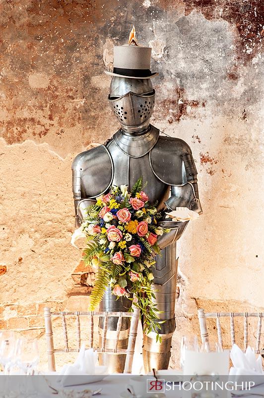 Lulworth Castle suit of armour