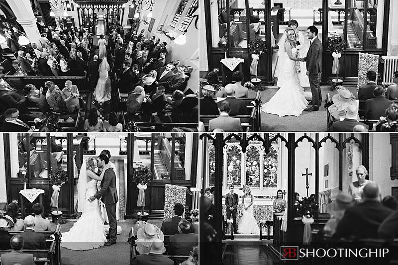 RAC Epsom Wedding Photograph (13)