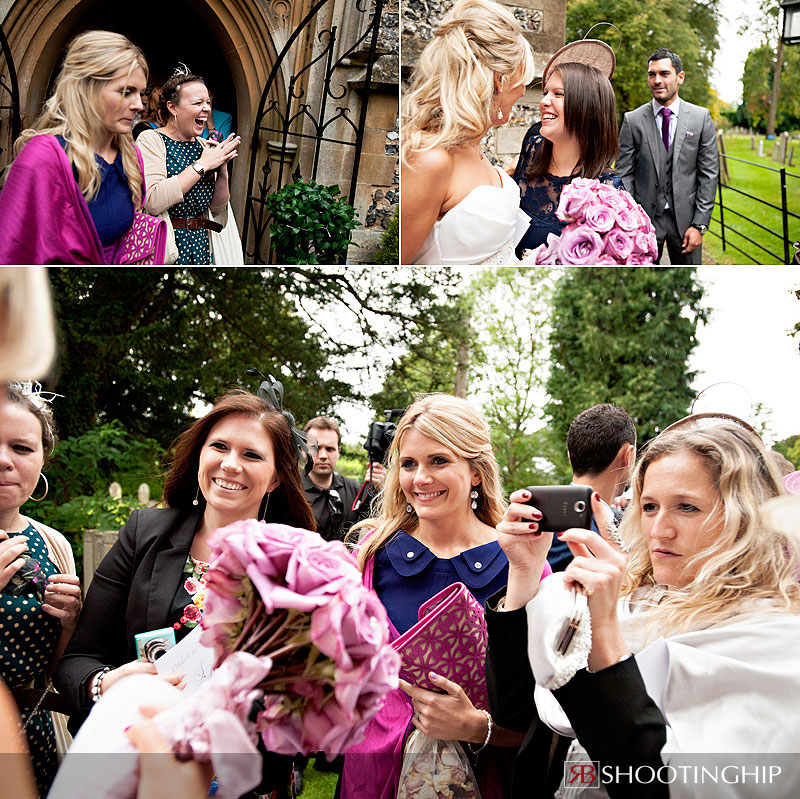 RAC Epsom Wedding Photograph (16)