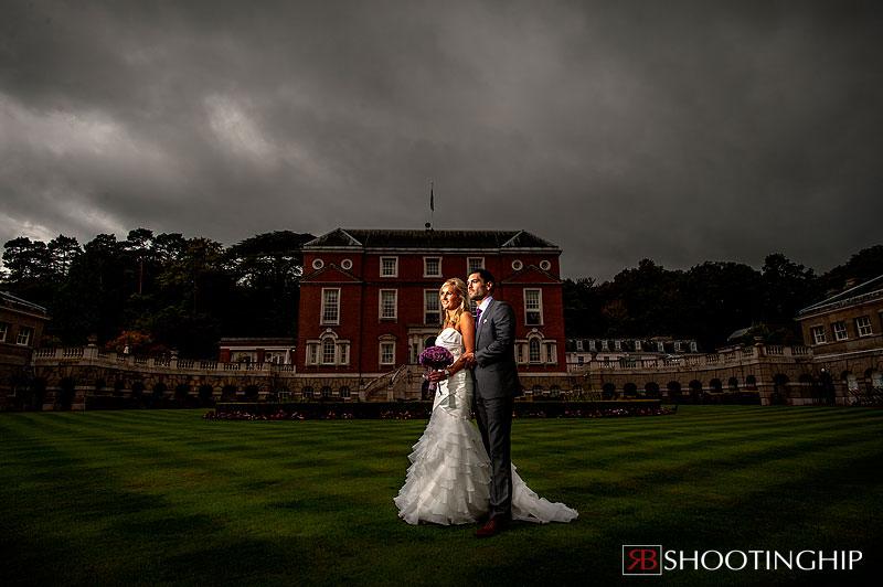 RAC Epsom Wedding Photograph (25)