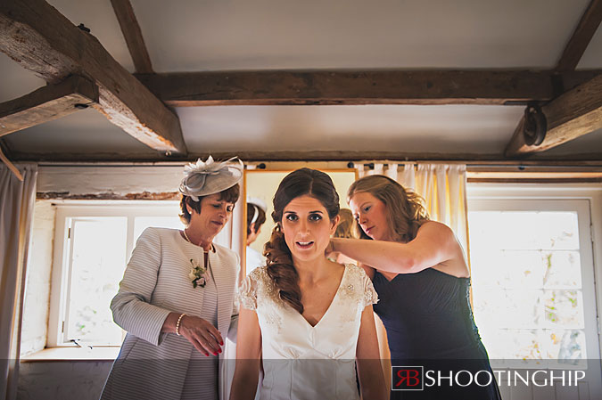 Bury Court Barn Wedding Photography-14