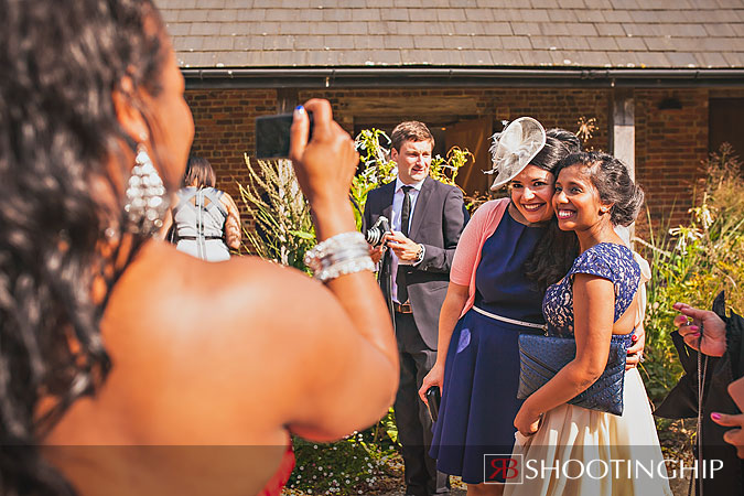 Bury Court Barn Wedding Photography-28