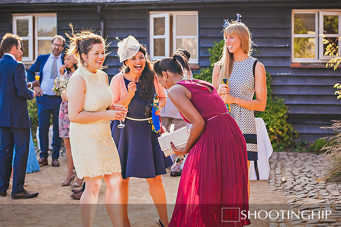 Bury Court Barn Wedding Photography-81