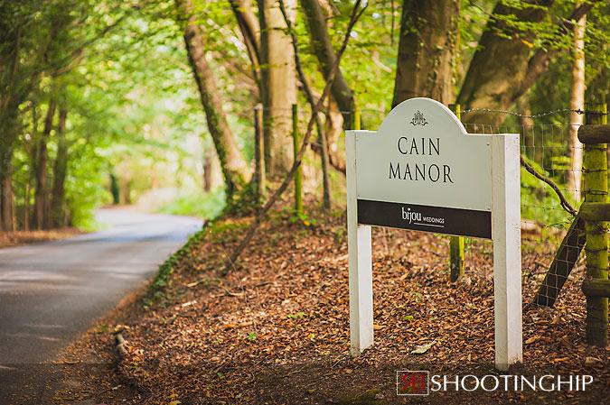 Cain Manor Wedding Photography-1