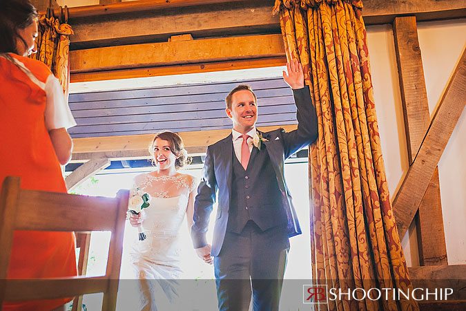 Gate Street Barn Wedding Photography-118