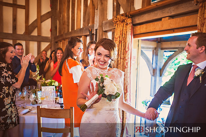 Gate Street Barn Wedding Photography-119