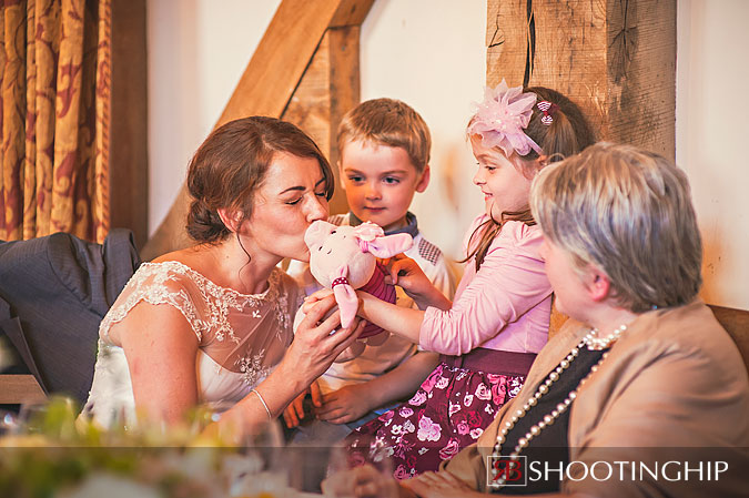 Gate Street Barn Wedding Photography-123