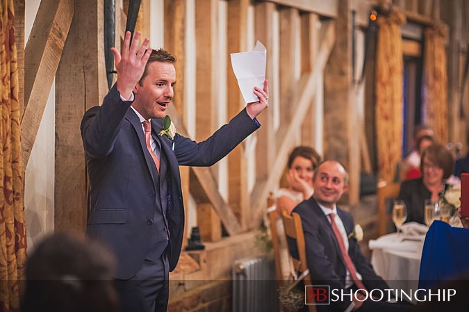 Gate Street Barn Wedding Photography-139