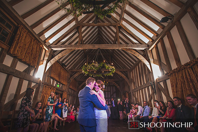 Gate Street Barn Wedding Photography-163