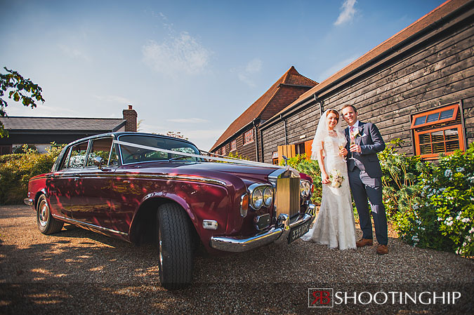 Gate Street Barn Wedding Photography-93