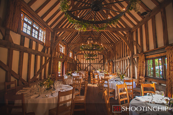 Gate Street Barn Wedding Photography-94