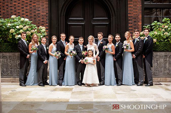 Skinners Hall Wedding Photography-51