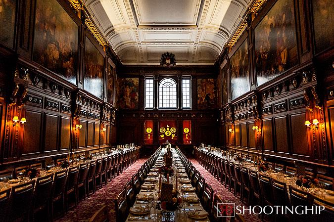 Skinners Hall Wedding Photography-53