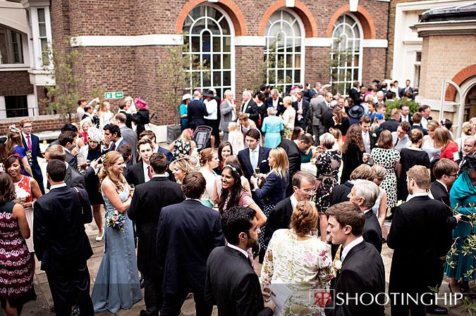 Skinners Hall Wedding Photography-62