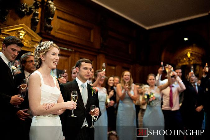 Skinners Hall Wedding Photography-98