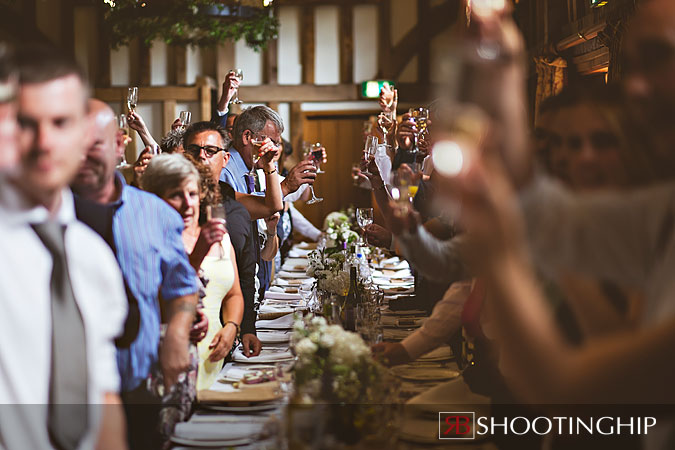 Gate Street Barn Wedding Photography-100