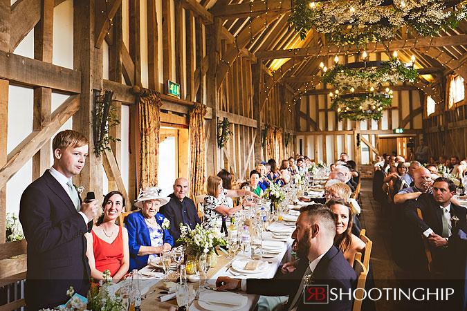 Gate Street Barn Wedding Photography-108