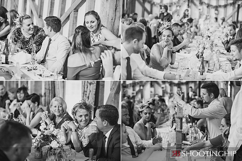 Gate Street Barn Wedding Photography-115