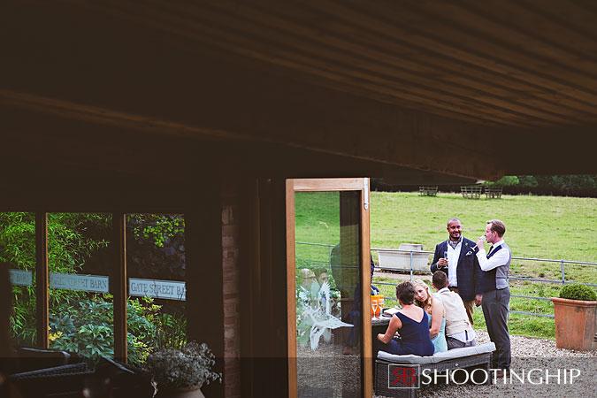 Gate Street Barn Wedding Photography-138