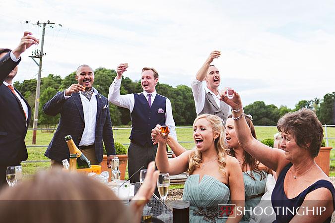 Gate Street Barn Wedding Photography-142