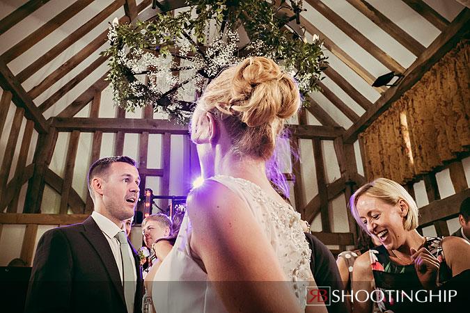 Gate Street Barn Wedding Photography-157
