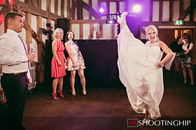 Gate Street Barn Wedding Photography-160