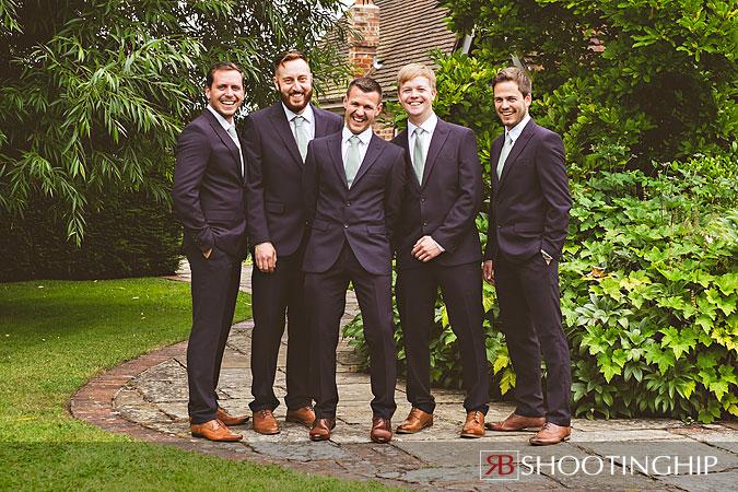 Gate Street Barn Wedding Photography-22