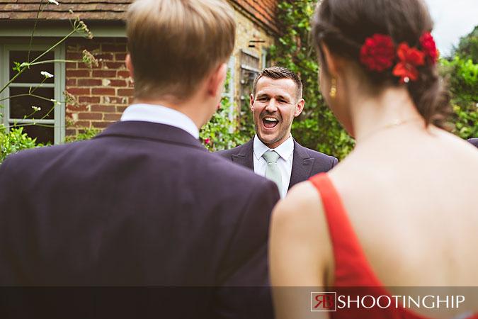 Gate Street Barn Wedding Photography-23