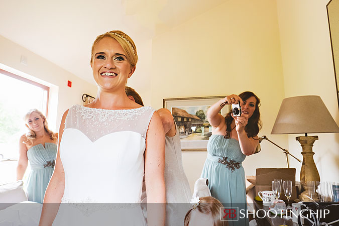 Gate Street Barn Wedding Photography-28