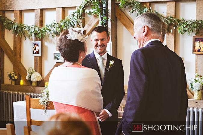 Gate Street Barn Wedding Photography-33