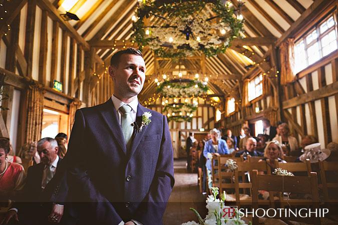 Gate Street Barn Wedding Photography-36