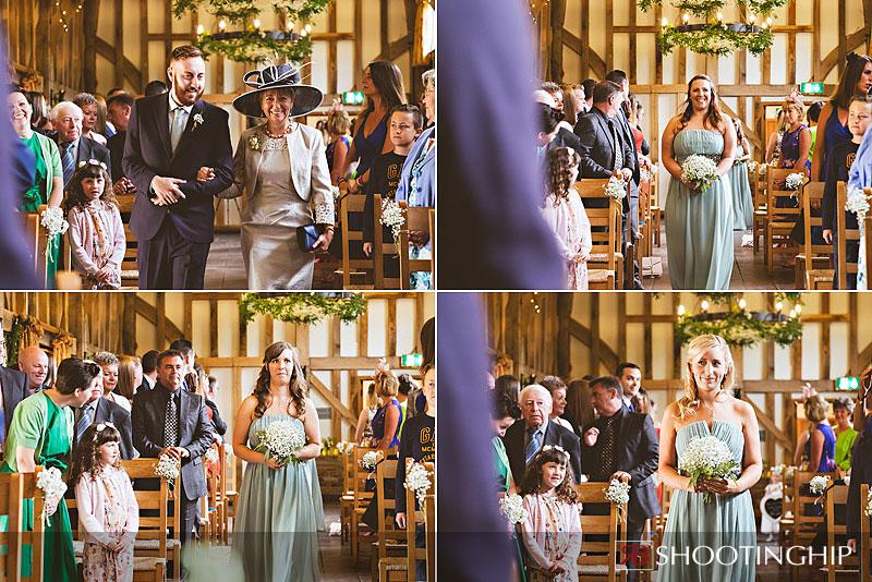 Gate Street Barn Wedding Photography-37