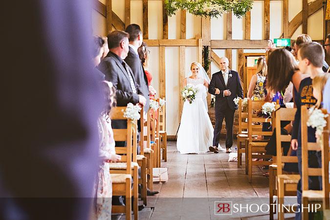Gate Street Barn Wedding Photography-39