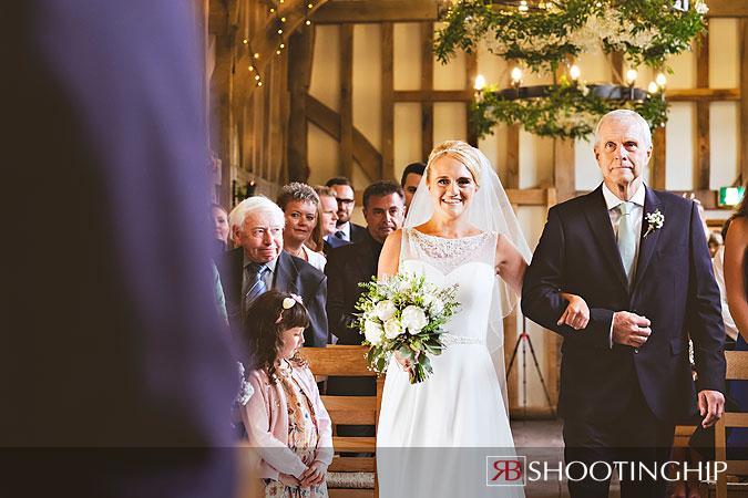 Gate Street Barn Wedding Photography-40