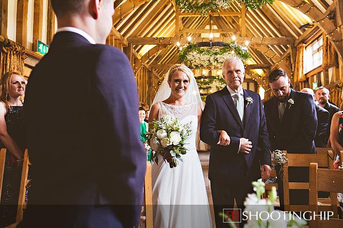 Gate Street Barn Wedding Photography-41