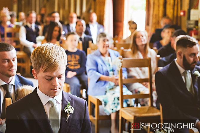 Gate Street Barn Wedding Photography-43