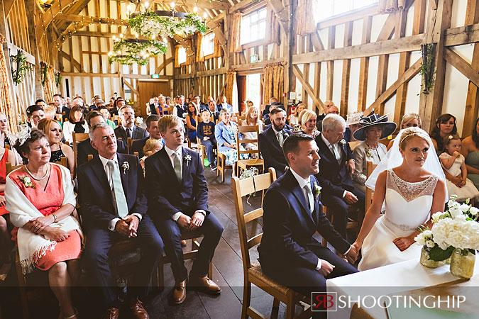 Gate Street Barn Wedding Photography-44