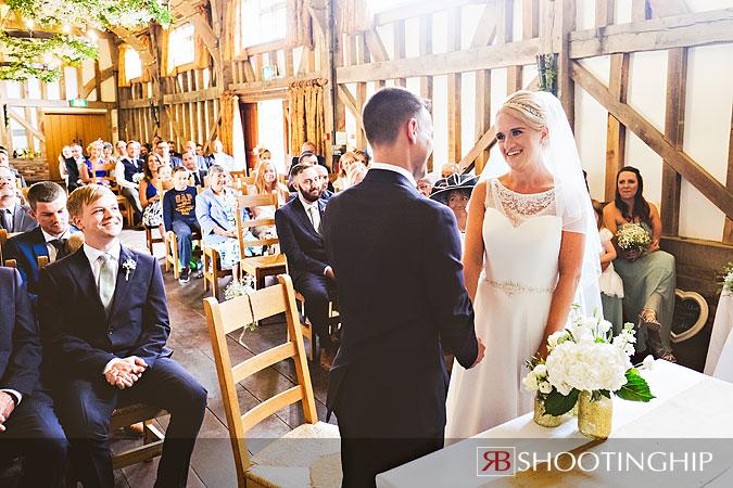 Gate Street Barn Wedding Photography-46